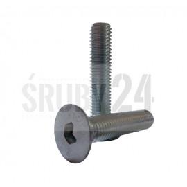 Śruba ISO 10642 PG kl.010.9 Ocynk Galwaniczny