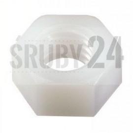 Nakrętka sześciokątna DIN 934 poliamid