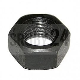 Nakrętka sześciokątna drobnozwojna DIN 934 kl.10 bez pokrycia