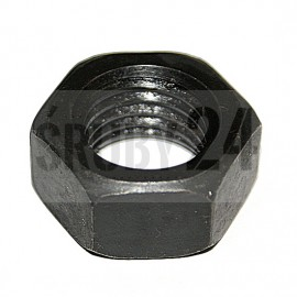 Nakrętka sześciokątna DIN 934 kl.10 bez pokrycia M5-M27