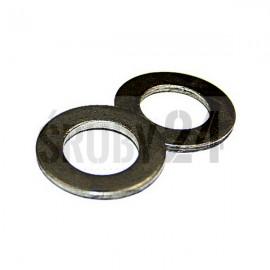 Podkładka okrągła płaska 300HV DIN 125A bez pokrycia M8,4-M28