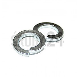 Podkładka okrągła sprężysta DIN 127B stal kwasoodporna M3,1-M16,2