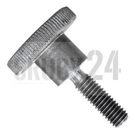 Śruba DIN 464 kl.5.8 Ocynk Galwaniczny Forma A