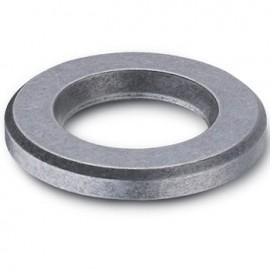 Podkładka okrągła płaska 200HV ISO 7090 ocynk galwaniczny M10,5-M28