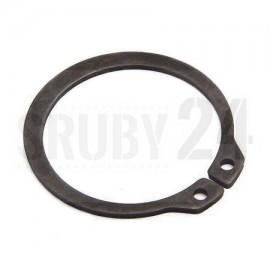 Pierścień DIN 471 Stal Fosfatowana 4-17