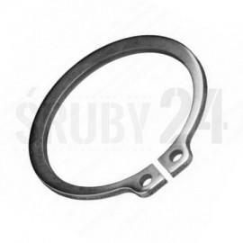 Pierścień DIN 471 Stal Nierdzewna A2