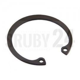 Pierścień DIN 472 Stal Fosfatowana 24-38