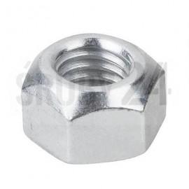 Nakrętka drobnozwojna DIN 980 v kl.10 Ocynk Galwaniczny