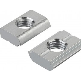 Nakrętka wpinana do profili aluminiowych Ocynk Galwaniczny