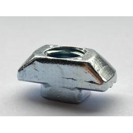 Nakrętka młoteczkowa do profili aluminiowych Ocynk Galwaniczny
