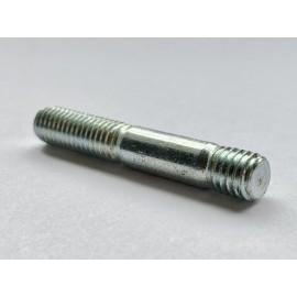 Śruba dwustronna o długości części wkręcanej ~1,25d DIN 939 kl.8.8 Ocynk Galwaniczny M6-M20