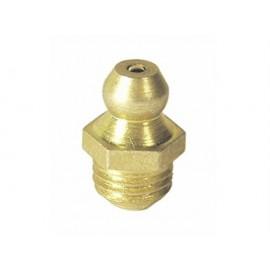 Smarowniczki z główką stożkową, samogwintująca 180° DIN 71412 S Ocynk Galwaniczny Żółty