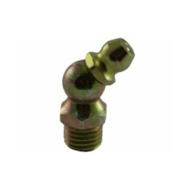 Smarowniczki z główką stożkową, samogwintująca 45° DIN 71412 S Ocynk Galwaniczny Żółty