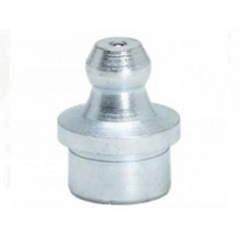 Smarowniczka z główką stożkową, wbijana ~DIN 71412 (180°) Ocynk Galwaniczny