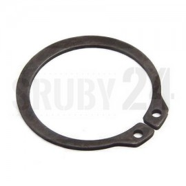 Pierścień DIN 471 odmiana ciężka Stal Fosfatowana 32-52