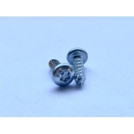 Wkręt do metalu ST ISO 14585C Ocynk Galwaniczny
