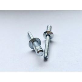Nit Hard-Lock Stal/Stal (NM)