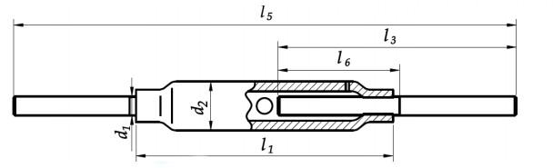 Śruba DIN 1478 do spaw. Ocynk Galwaniczny