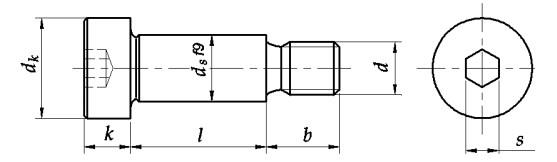 Śruba ISO 7379 kl.012.9 Bez Pokrycia